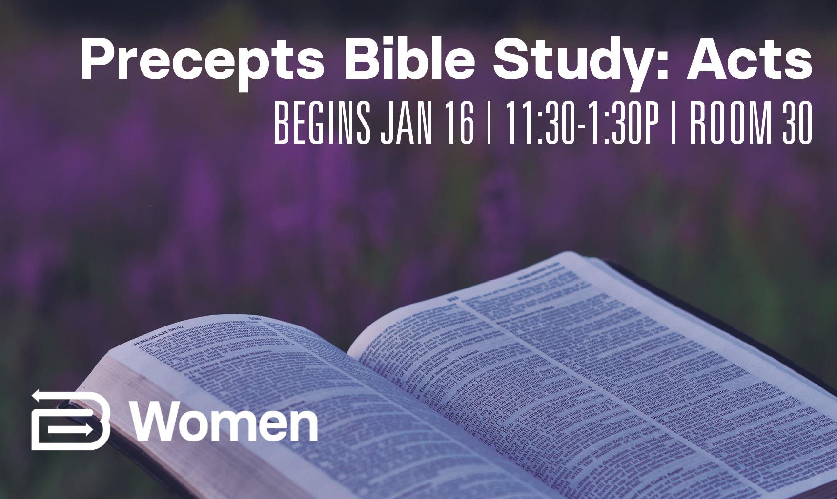 Women Bible Study Screen image